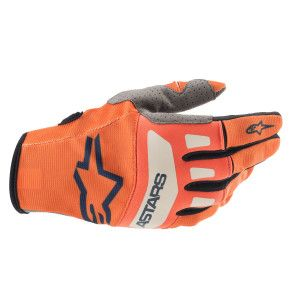 Alpinestars Techstar Crosshandschoenen Orange