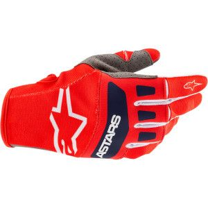 Alpinestars Techstar Crosshandschoenen Red