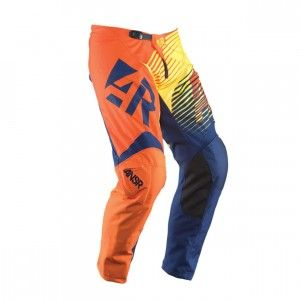 Answer Syncron Broek Orange/Yellow-28