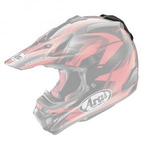 Arai MX-V Center Top Duct (4)