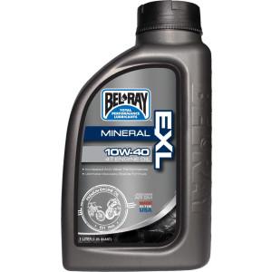 Bel-Ray EXL Mineral 4T Oil 10W-40 1 Liter