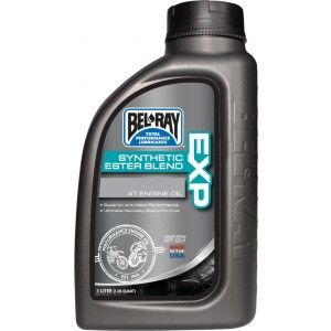 Bel-Ray EXP Synthetic Ester Blend 4T Oil 20W-50 1 Liter