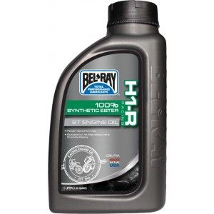 Bel-Ray H1-R Racing 100% Synthetic Ester 2T Oil-1 Liter