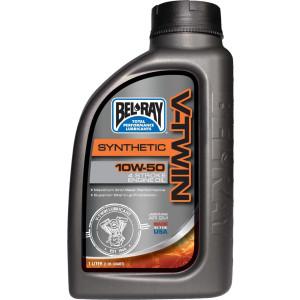 Bel-Ray V-Twin Synthetic Motor Oil 10W-50 1 Liter