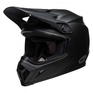 Bell Crosshelm MX-9 MIPS® Matte Black