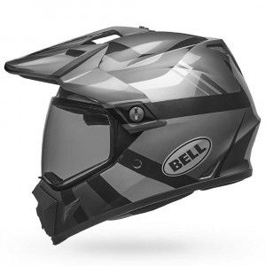 Bell Crosshelm/Endurohelm MX-9 Adventure MIPS® Limited Edition Matte/Gloss/Blackout
