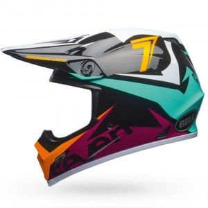 Bell Crosshelm MX-9 MIPS® Seven Ignite Aqua