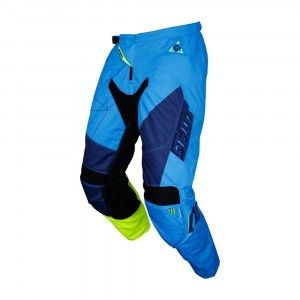 Shot Crossbroek Contact Infinite Blue/Neon Yellow