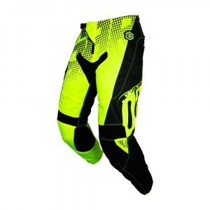 Shot Crossbroek Contact Venom Neon Yellow