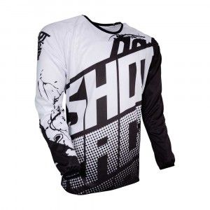 Shot Kinder Crossshirt Devo Venom Black/White