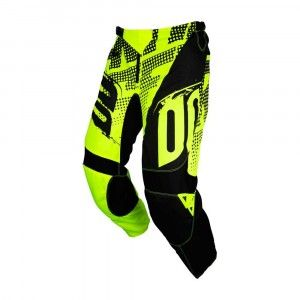 Shot Kinder Crossbroek Devo Venom Neon Yellow