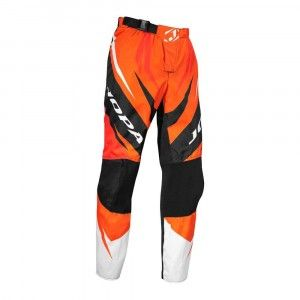 Jopa Kinder Crossbroek Exo Orange/White