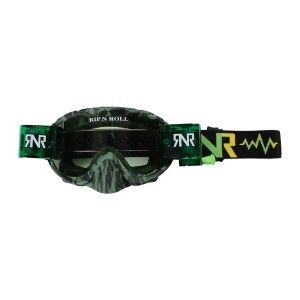 Rip 'n Roll Crossbril Hybrid Roll-Off Camoflage Black