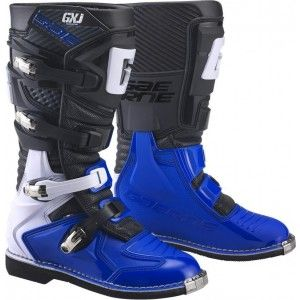 Gaerne GX-J Kinder Crosslaarzen Black/Blue