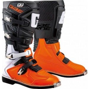 Gaerne GX-J Kinder Crosslaarzen Black/Orange