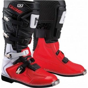 Gaerne GX-J Kinder Crosslaarzen Black/Red