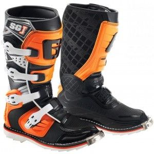Gaerne SG-J Kinder Crosslaarzen Black/Orange