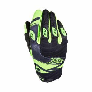 Shot Crosshandschoenen Contact Claw Neon Green