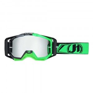 Just1 Crossbril Iris Carbon Fluor Green