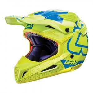 Leatt Crosshelm GPX 5.5 V15 Yellow