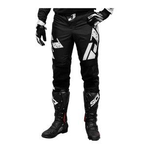 Jopa Crossbroek MX Capital Black/White