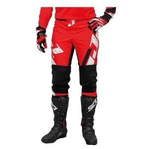 Jopa Crossbroek MX Capital Red/White