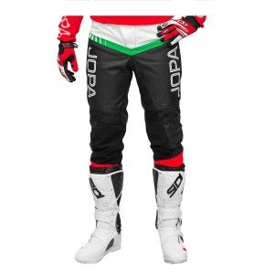 Jopa Crossbroek MX Eighty3 Red/Green