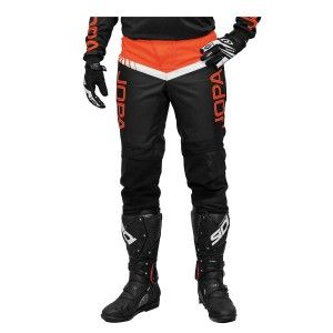 Jopa Crossbroek MX Eighty3 Black/Orange