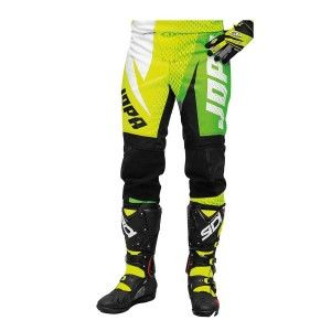 Jopa Kinder Crossbroek Elusion Neon Yellow/Neon Green