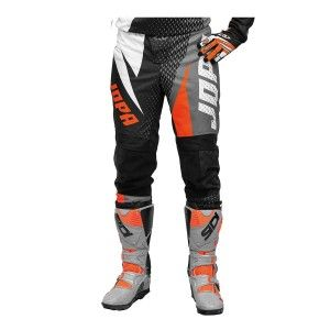 Jopa Crossbroek MX Elusion Orange/Black