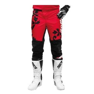 Jopa Kinder Crossbroek Luna Crimson/Flower