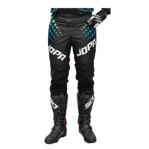 Jopa Crossbroek MX Luna Black/Dots