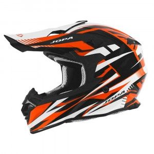 Jopa Crosshelm Hunter Legacy Black/Orange