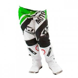 Jopa Kinder Crossbroek MX Moto-X Green