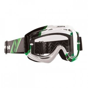 Jopa Crossbril Venom 2 Graphic Black/White/Green