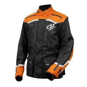 Jopa Factory Enduro Jas Black/Orange