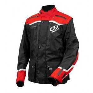 Jopa Factory Enduro Jas Black/Red