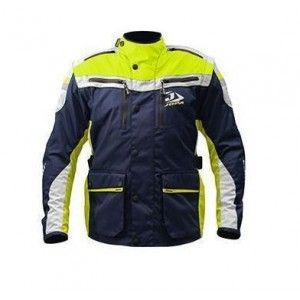 Jopa Iron Enduro Jas Blue/Yellow