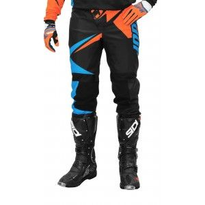 Jopa Kinder Crossbroek Dust-Off Orange/Blue