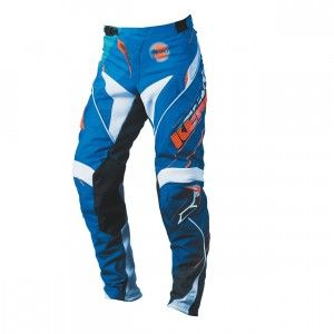 Kenny Kinder Broek Performance Split Blue 671