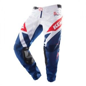 Kenny Crossbroek Track Navy/Red