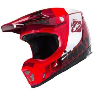 Kenny Crosshelm Performance Red/Candy
