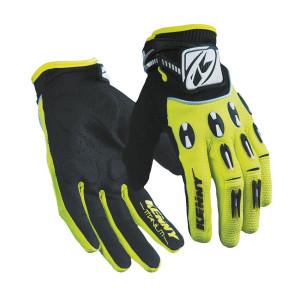 Kenny Handschoenen Titanium Neon Yellow-12