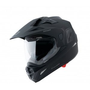 Kenny Crosshelm/Endurohelm Extreme Matt Black