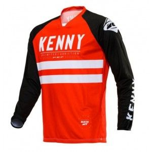 Kenny Crossshirt Performance Red