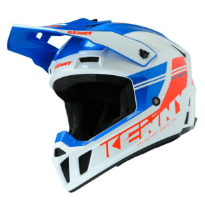 Kenny Crosshelm Performance Blue White Red