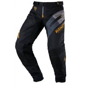 Kenny Crossbroek Titanium Black/Gold