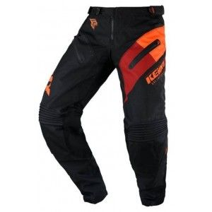 Kenny Crossbroek Titanium Black/Orange