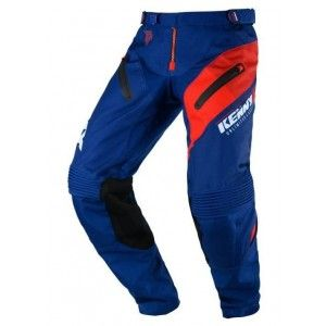 Kenny Crossbroek Titanium Navy/Red