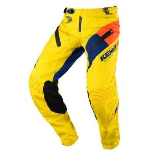 Kenny Crossbroek Titanium Yellow